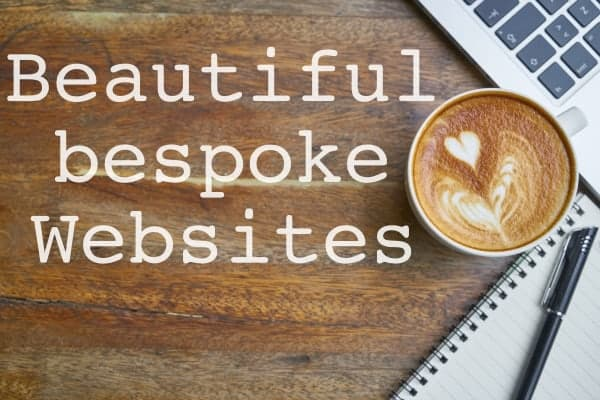 beautiful bespoke Websites